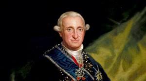 bodega real cortijo y Carlos IV