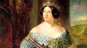 Isabel II - Historia