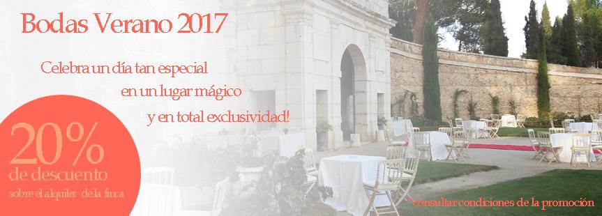 Promociones bodas 2017