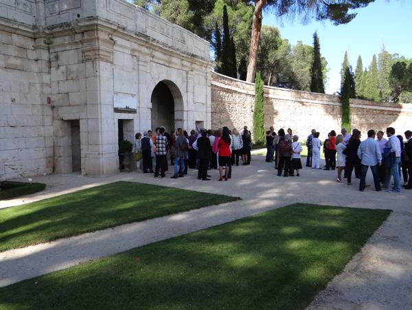 Visitas guiadas y degustación de vinos bodega Madrid