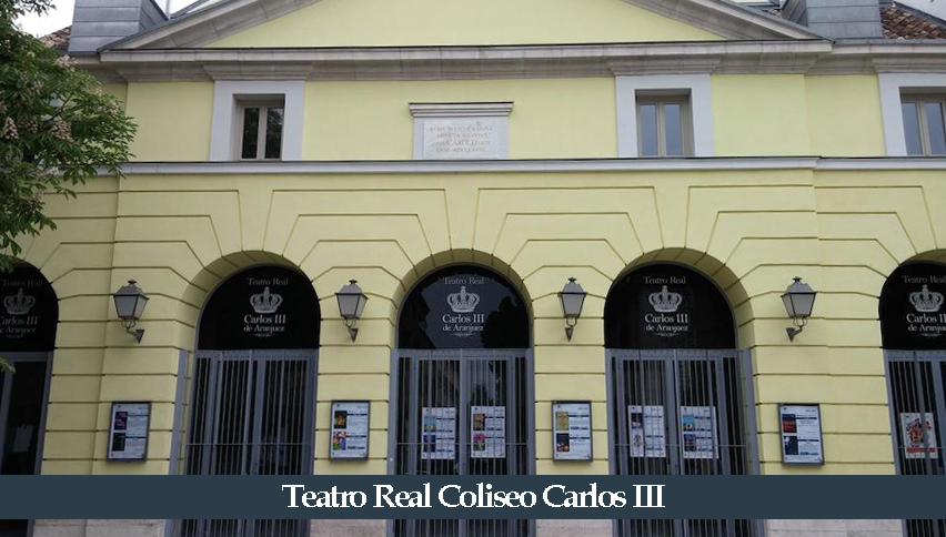 teatro real coliseo carlos III