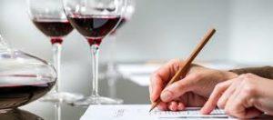 cómo es una cata de vinos y cómo se puntúa