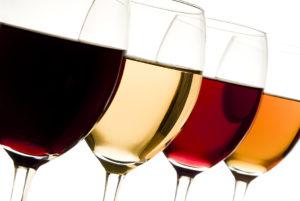 la elaboración de vinos y tipos de uva