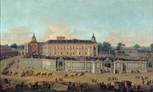 palacio de aranzjuez historia