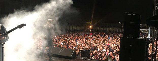 Conciertos de Diversos Artistas en la Fiesta de San Fernando, Carlos Baute, Blass Cantó
