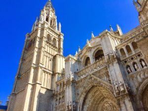 Catedral en Toledo