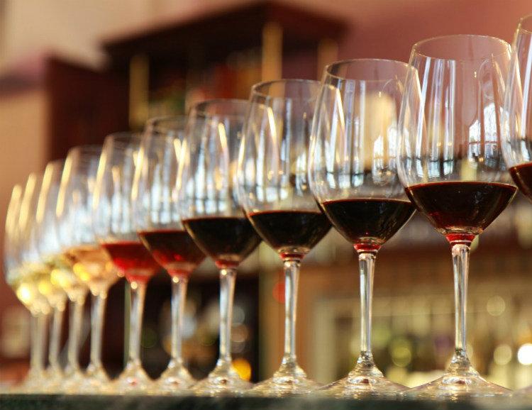 la cata de vinos no es degustacion
