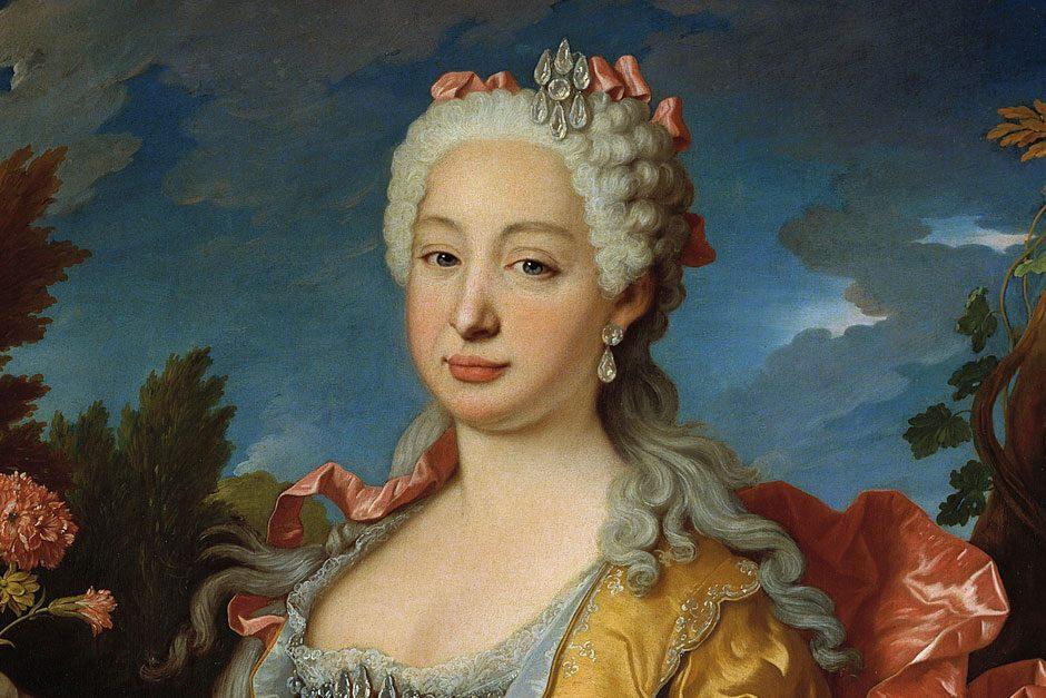 Esposa de Fernando VI, Bárbara de Braganza