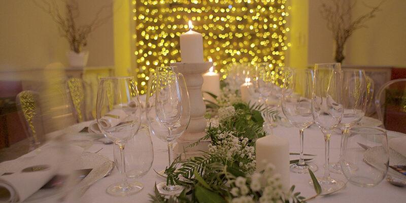 Decoración bodas Madrid